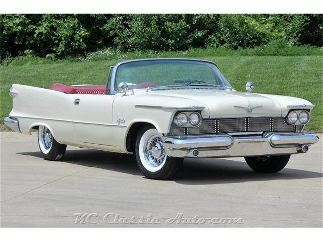 Picture of Classic 1958 Imperial located in Lenexa Kansas - $79,000.00 - MK8K