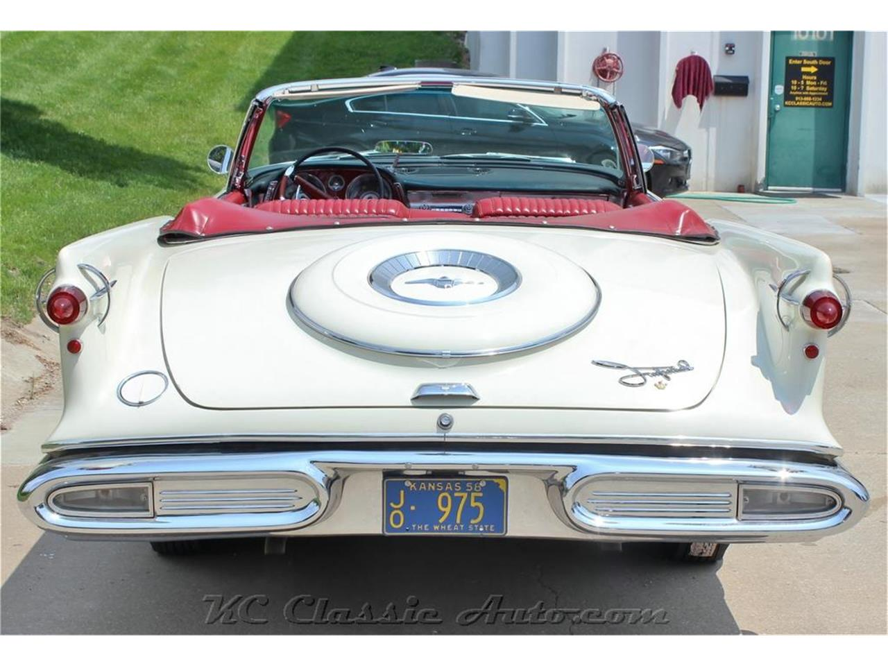 Large Picture of '58 Imperial - MK8K