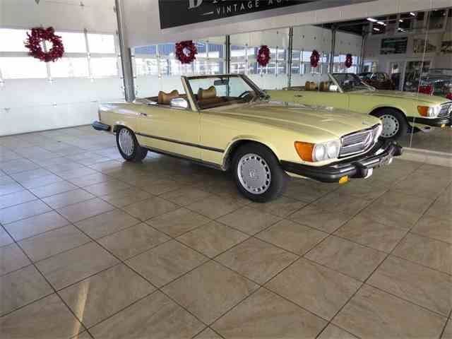 Picture of '79 Mercedes-Benz 450SL - $10,900.00 Offered by  - MK8U