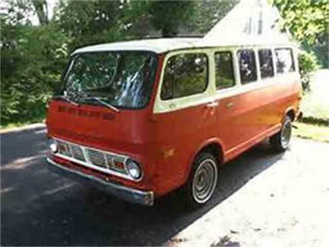 Picture of '68 Van - MK99
