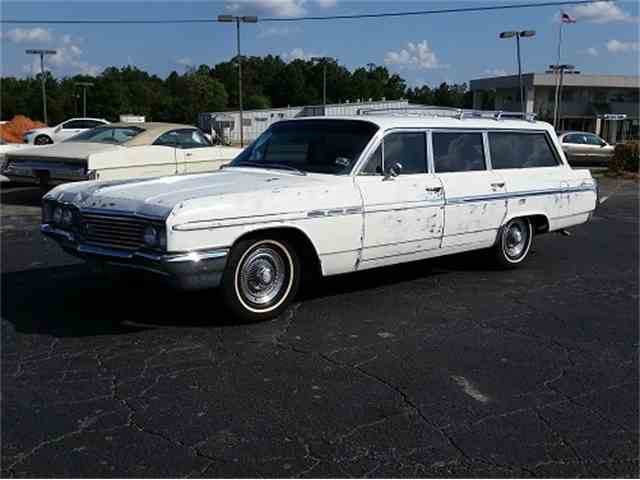Picture of 1964 Buick LeSabre Wagon located in Simpsonsville South Carolina - $11,990.00 - MK9C