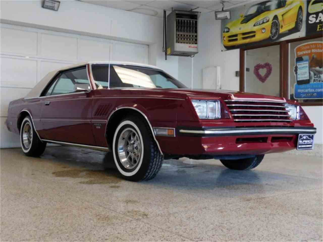 1983 Dodge Mirada for Sale | ClassicCars.com | CC-1052696