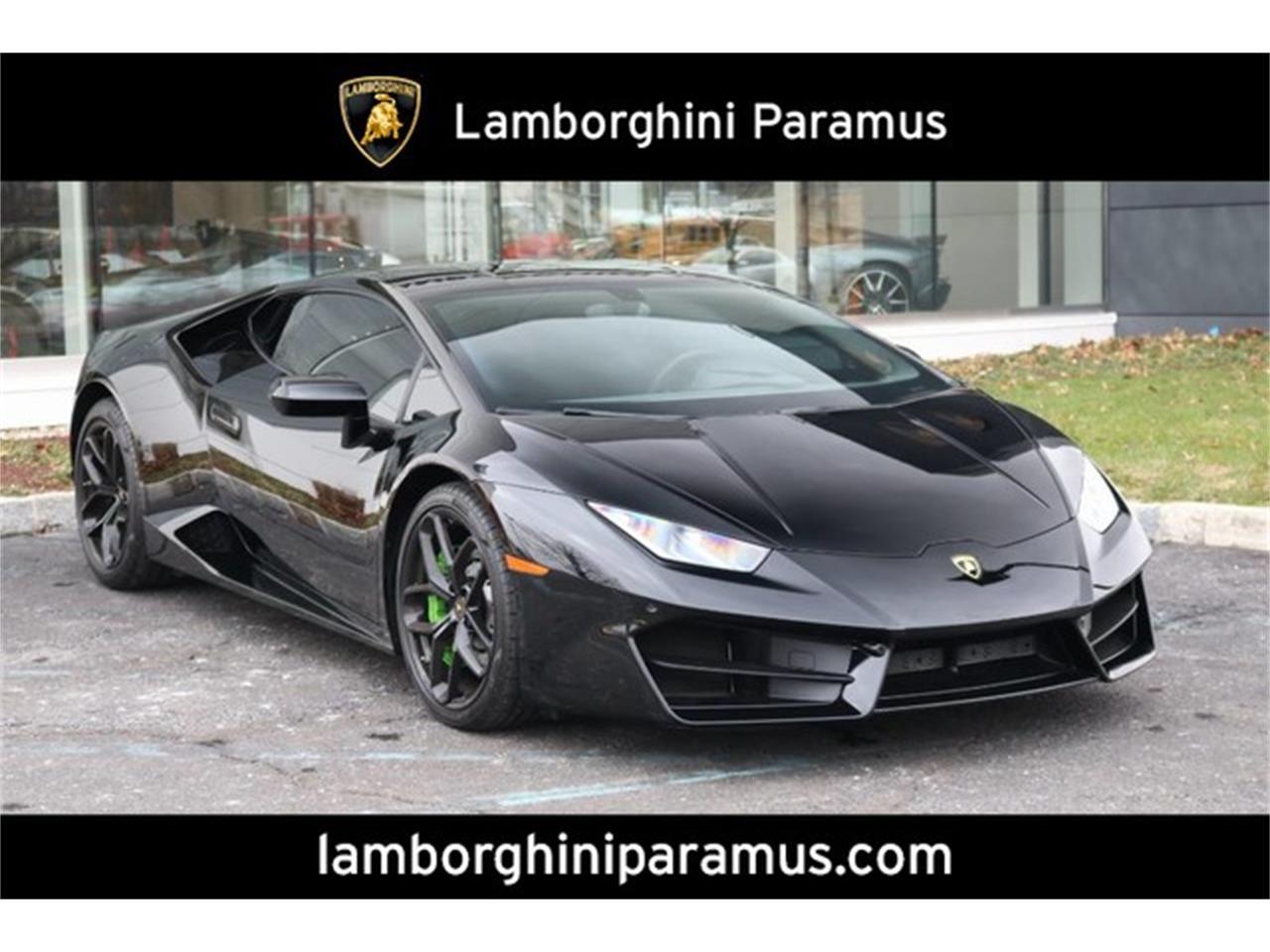 2017 Lamborghini Huracan For Sale Classiccars Com Cc 1052703