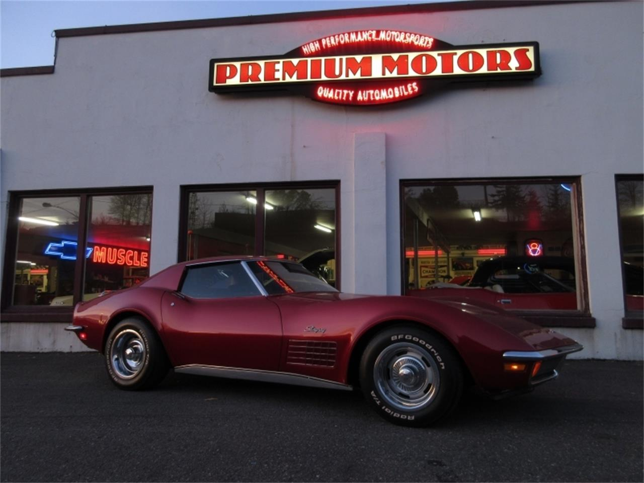 Large Picture of 1972 Chevrolet Corvette Offered by Premium Motors - MKA0