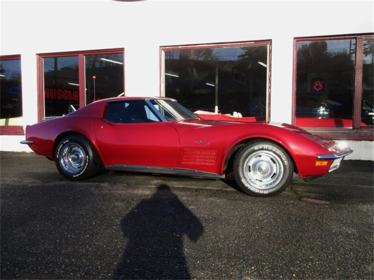 Large Picture of Classic 1972 Corvette located in Tocoma Washington - MKA0
