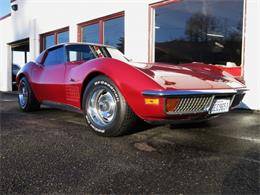 Picture of '72 Chevrolet Corvette located in Tocoma Washington - MKA0