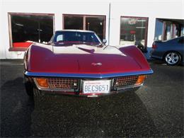 Picture of 1972 Chevrolet Corvette located in Tocoma Washington - MKA0
