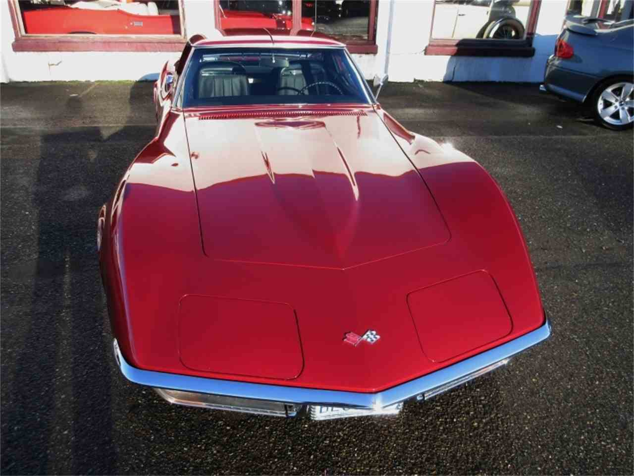 Large Picture of '72 Corvette - MKA0