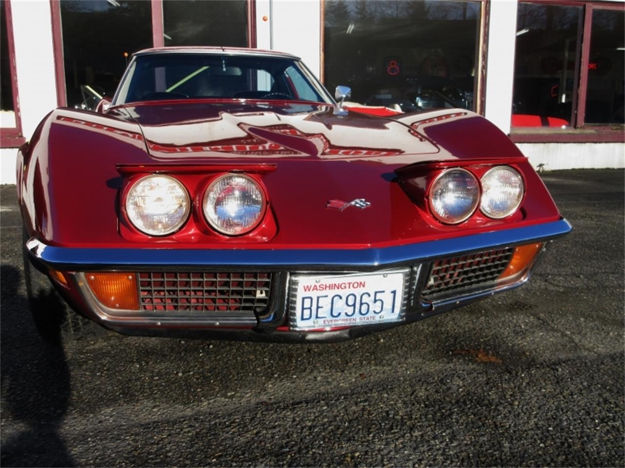 Large Picture of '72 Corvette located in Tocoma Washington Offered by Premium Motors - MKA0