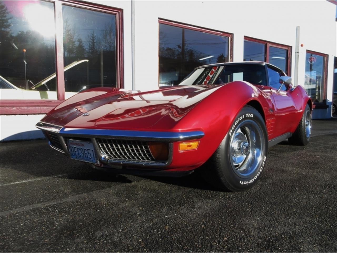 Large Picture of Classic 1972 Chevrolet Corvette located in Tocoma Washington Offered by Premium Motors - MKA0