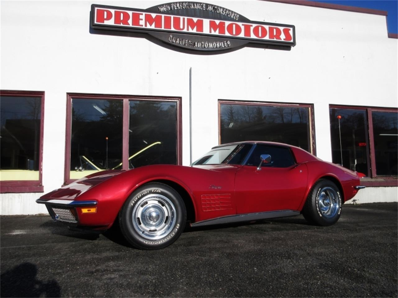 Large Picture of '72 Chevrolet Corvette - $18,995.00 - MKA0