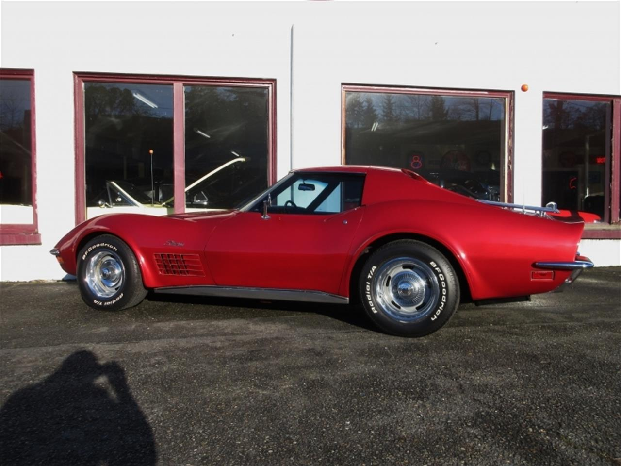 Large Picture of Classic '72 Corvette located in Washington - MKA0