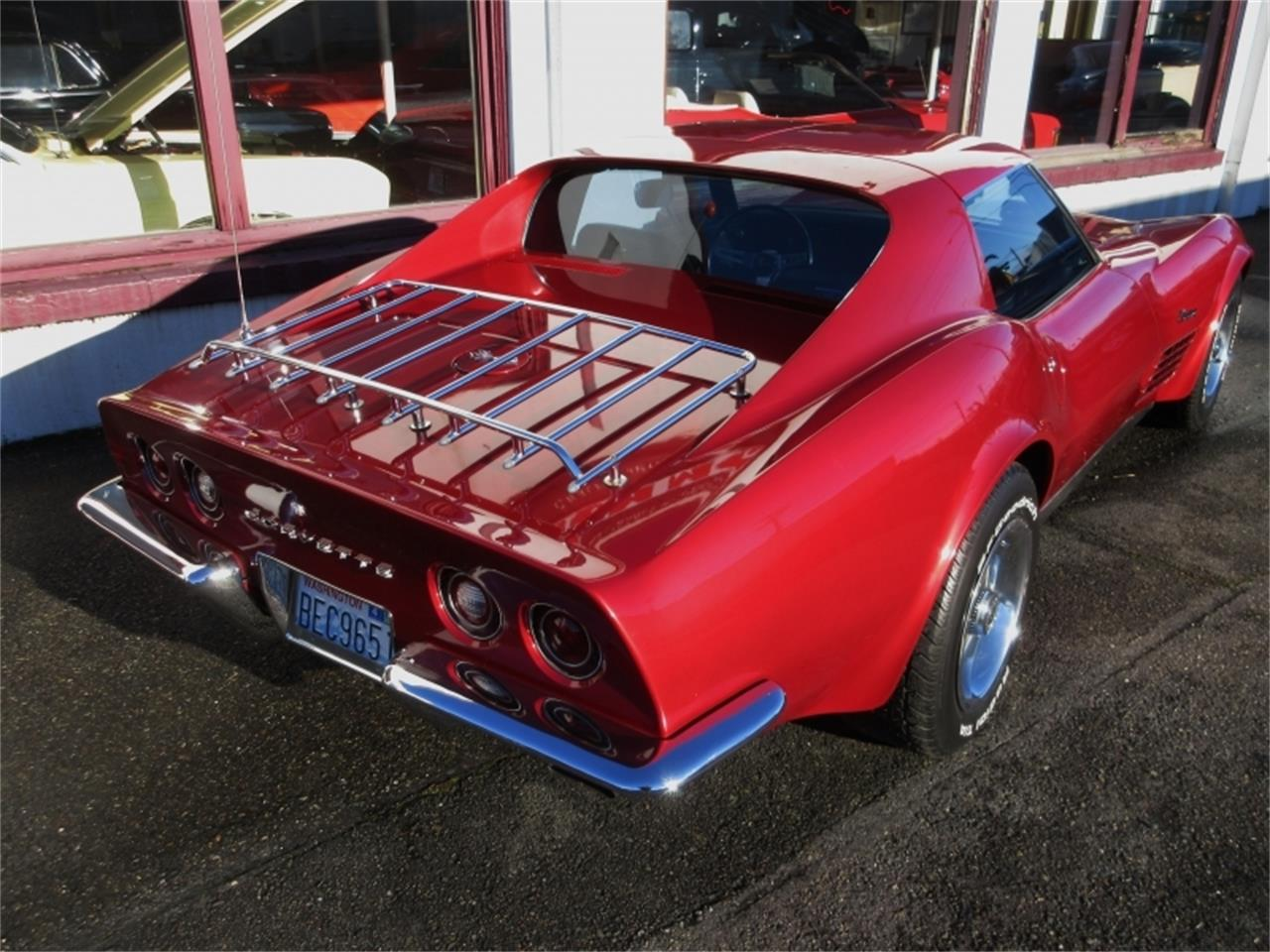 Large Picture of Classic 1972 Corvette located in Washington - MKA0