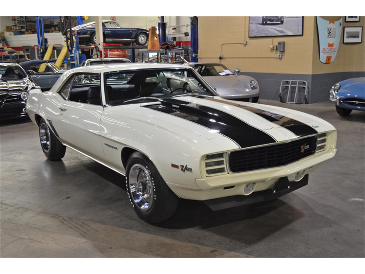 For Sale 1969 Chevrolet Camaro Rs Z28 In Huntington Station New York