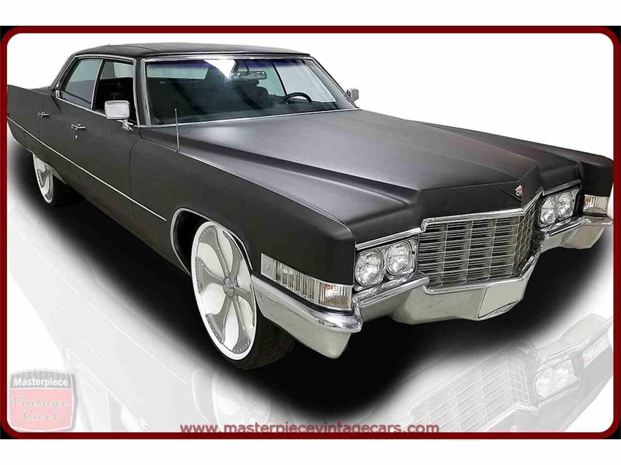 1969 Cadillac DeVille for Sale   ClicCars.com   CC-1052726