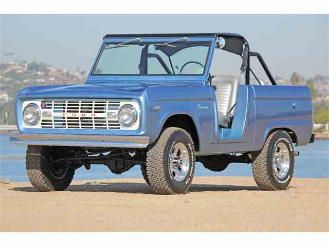 Picture of '66 Bronco - MKAG