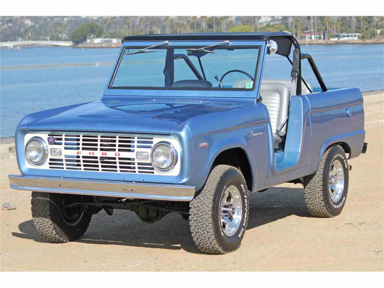 1966 ford bronco for sale cc 1052728. Black Bedroom Furniture Sets. Home Design Ideas