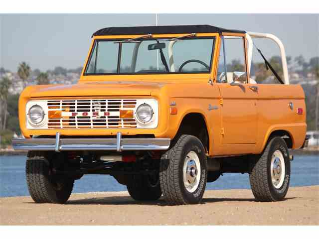 Picture of '73 Bronco - MKAH