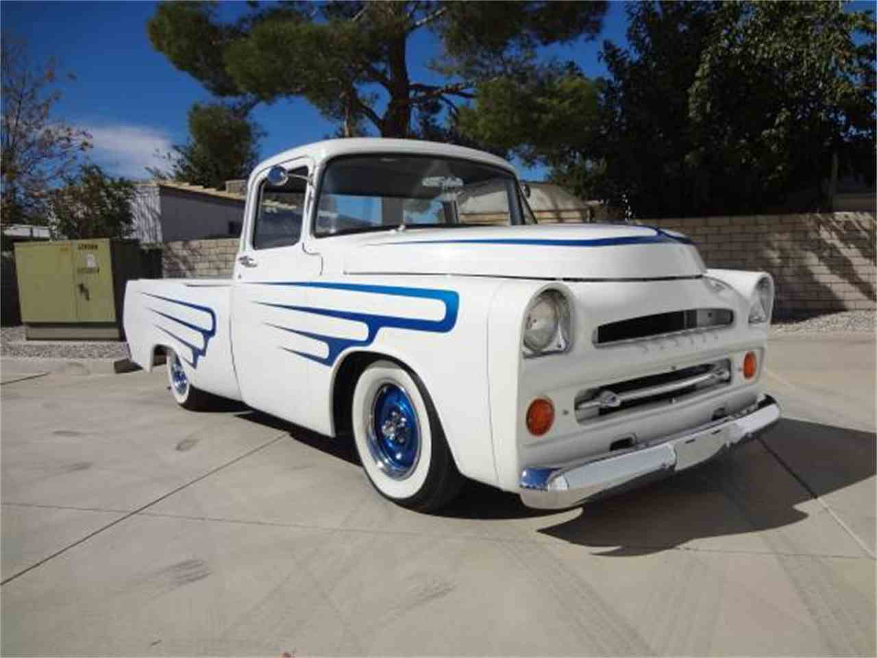 1957 Dodge D100 for Sale | ClicCars.com | CC-1050274