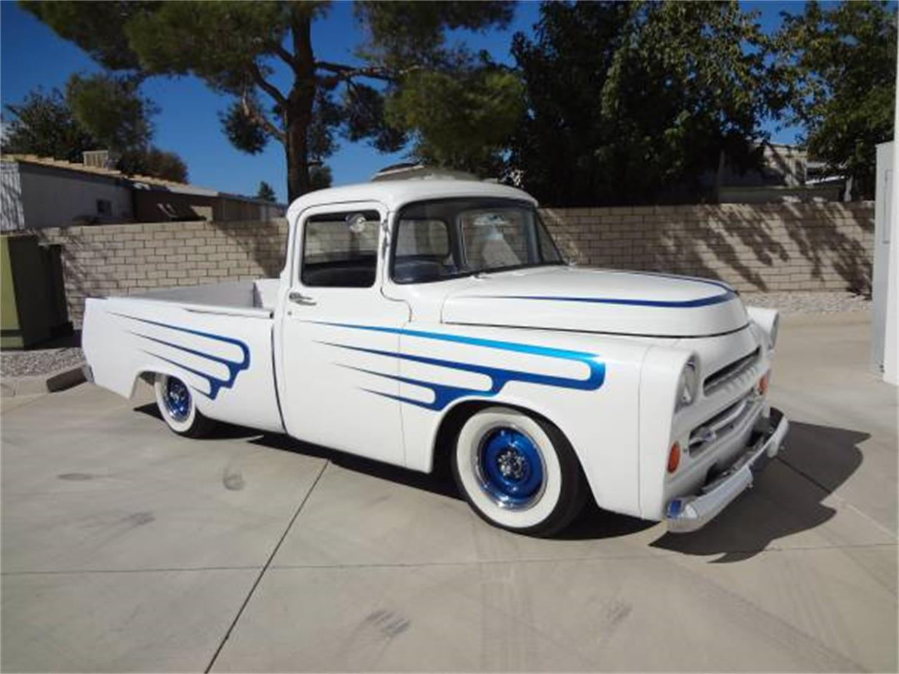 1957 Dodge D100 For Sale Cc 1050274 1949 Truck Large Picture Of Classic 2900000 Miea