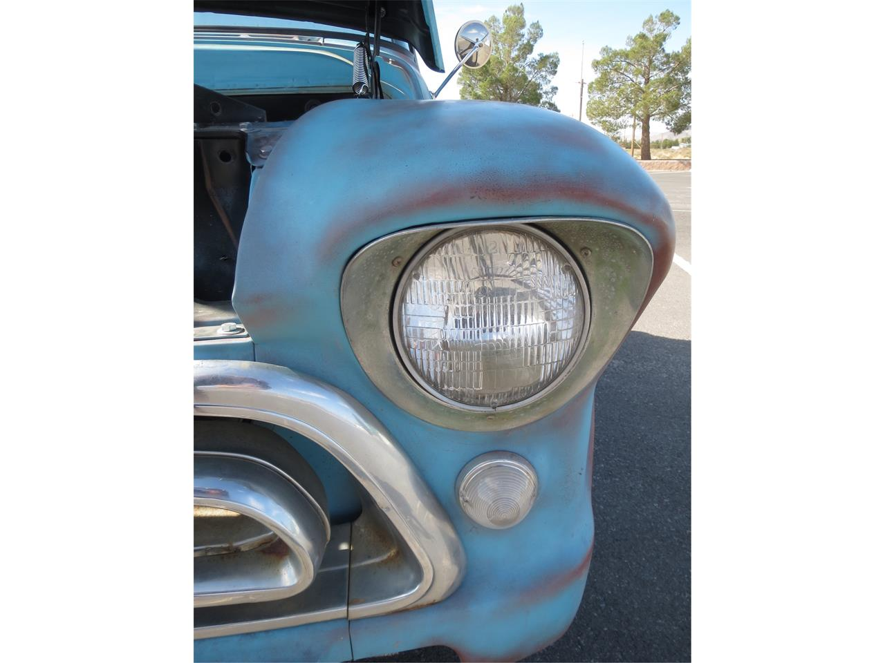 Large Picture of '55 GMC Pickup located in Boulder City Nevada Offered by a Private Seller - MKAU