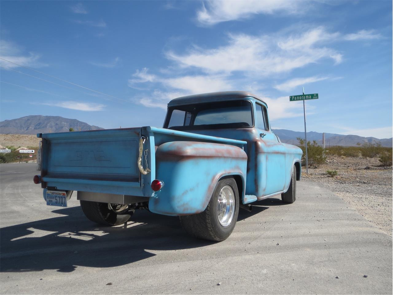 Large Picture of 1955 Pickup located in Boulder City Nevada Offered by a Private Seller - MKAU