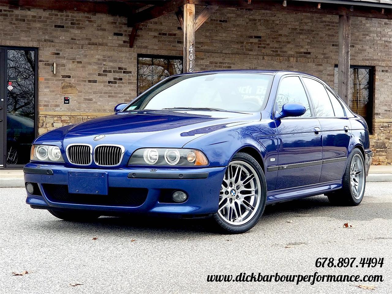 2001 BMW M5 for Sale | ClassicCars.com | CC-1052745