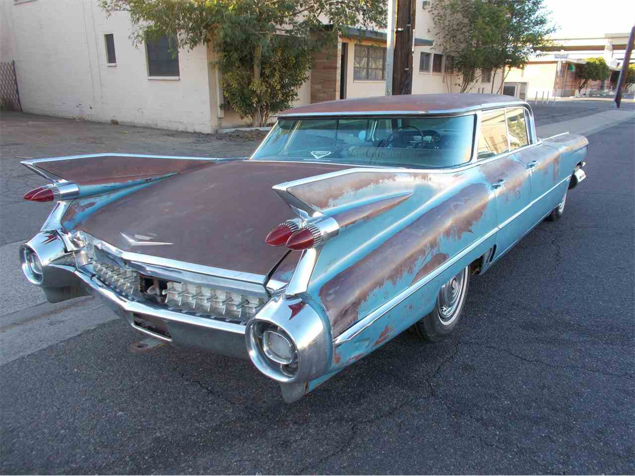 1959 Cadillac DeVille for Sale   ClicCars.com   CC-1052748