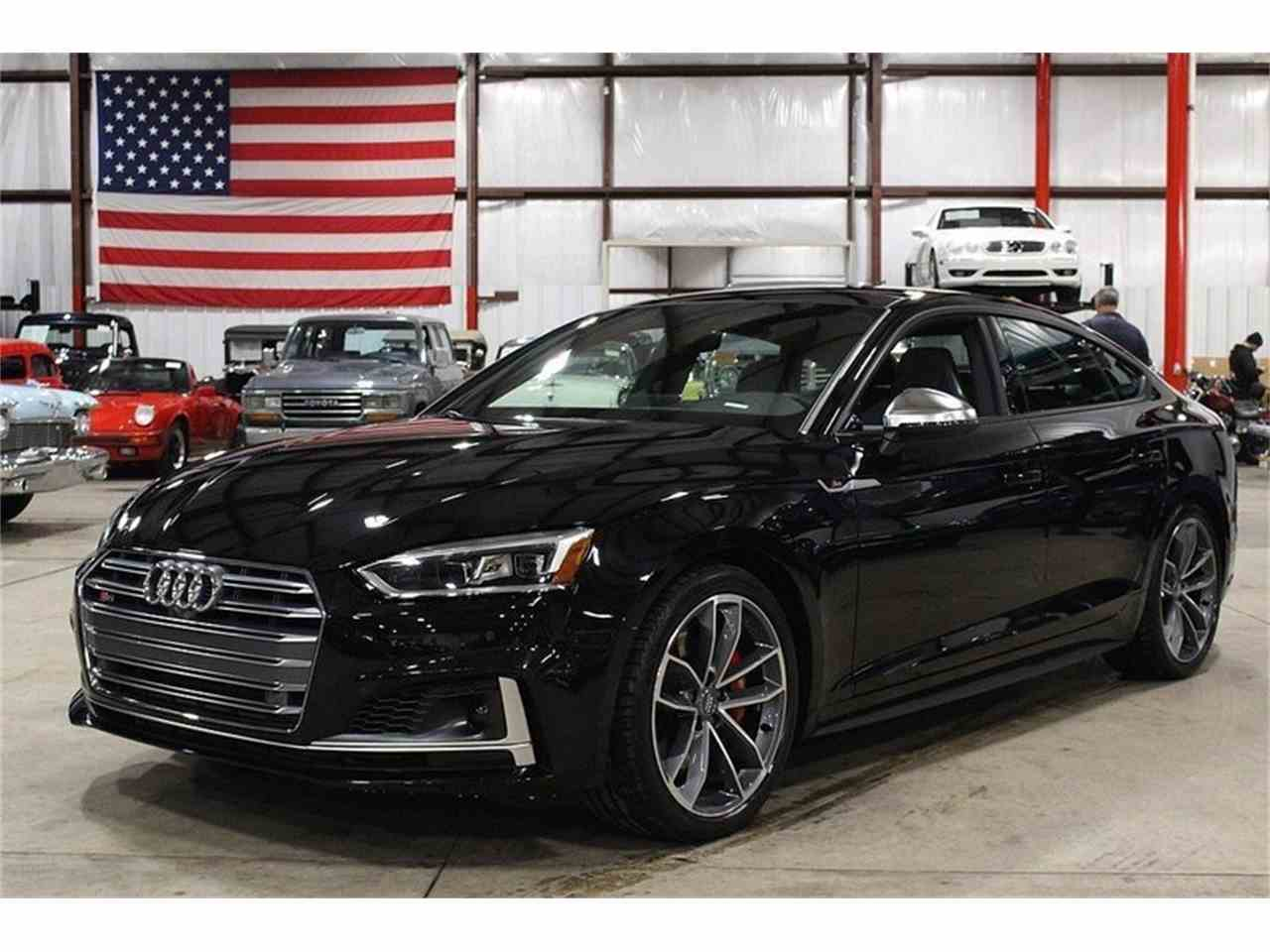 2018 audi s5 sportback quattro prestige for sale cc 1052753. Black Bedroom Furniture Sets. Home Design Ideas