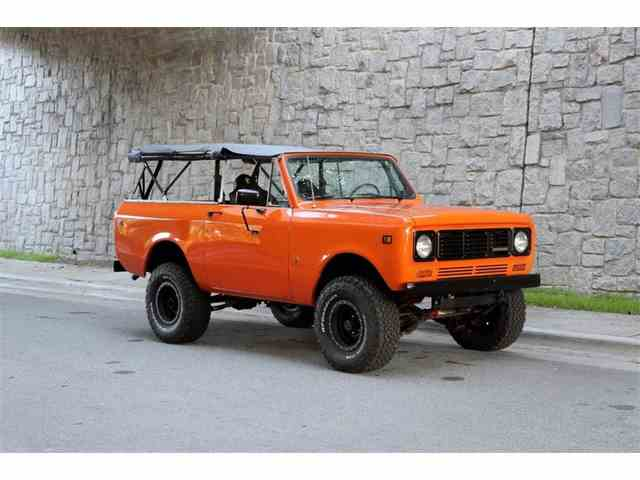 Picture of '78 Scout II - MIEC