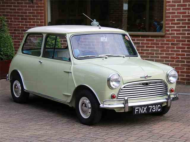 Picture of 1964 MINI Mark I Auction Vehicle Offered by  - MIEF