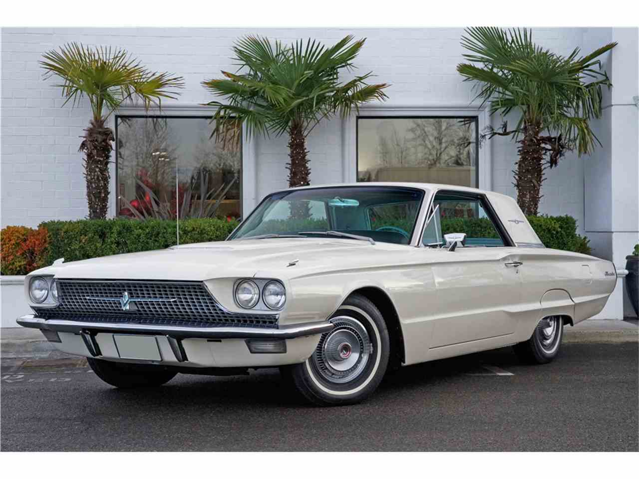 1966 ford thunderbird for sale cc 1052805. Black Bedroom Furniture Sets. Home Design Ideas