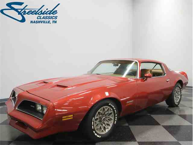 Picture of '77 Pontiac Firebird Formula Offered by Streetside Classics - Nashville - MKD2