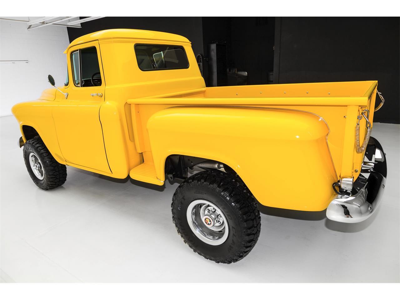 1956 chevrolet pickup for sale cc 1052841. Black Bedroom Furniture Sets. Home Design Ideas