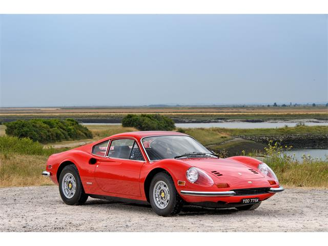 Picture of '72 Dino 246 GT - MIEL