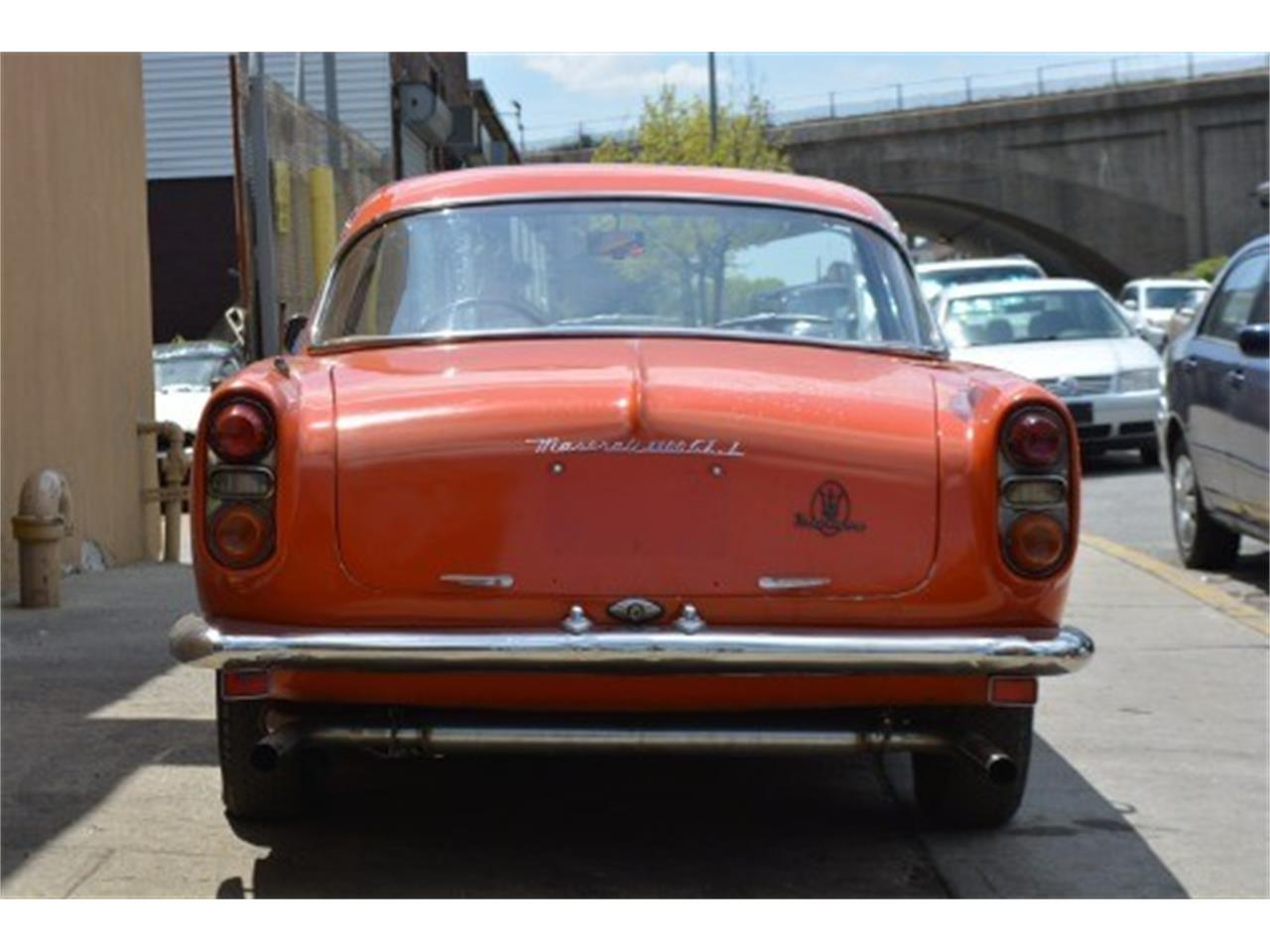 Large Picture of '63 Maserati 3500 Offered by Gullwing Motor Cars - MKFN