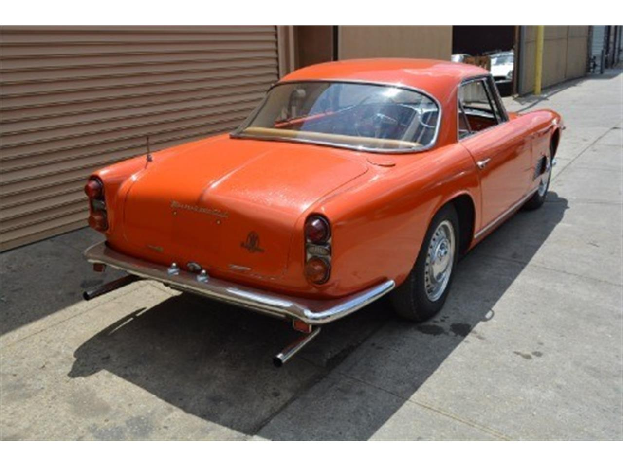 Large Picture of 1963 Maserati 3500 located in New York Offered by Gullwing Motor Cars - MKFN