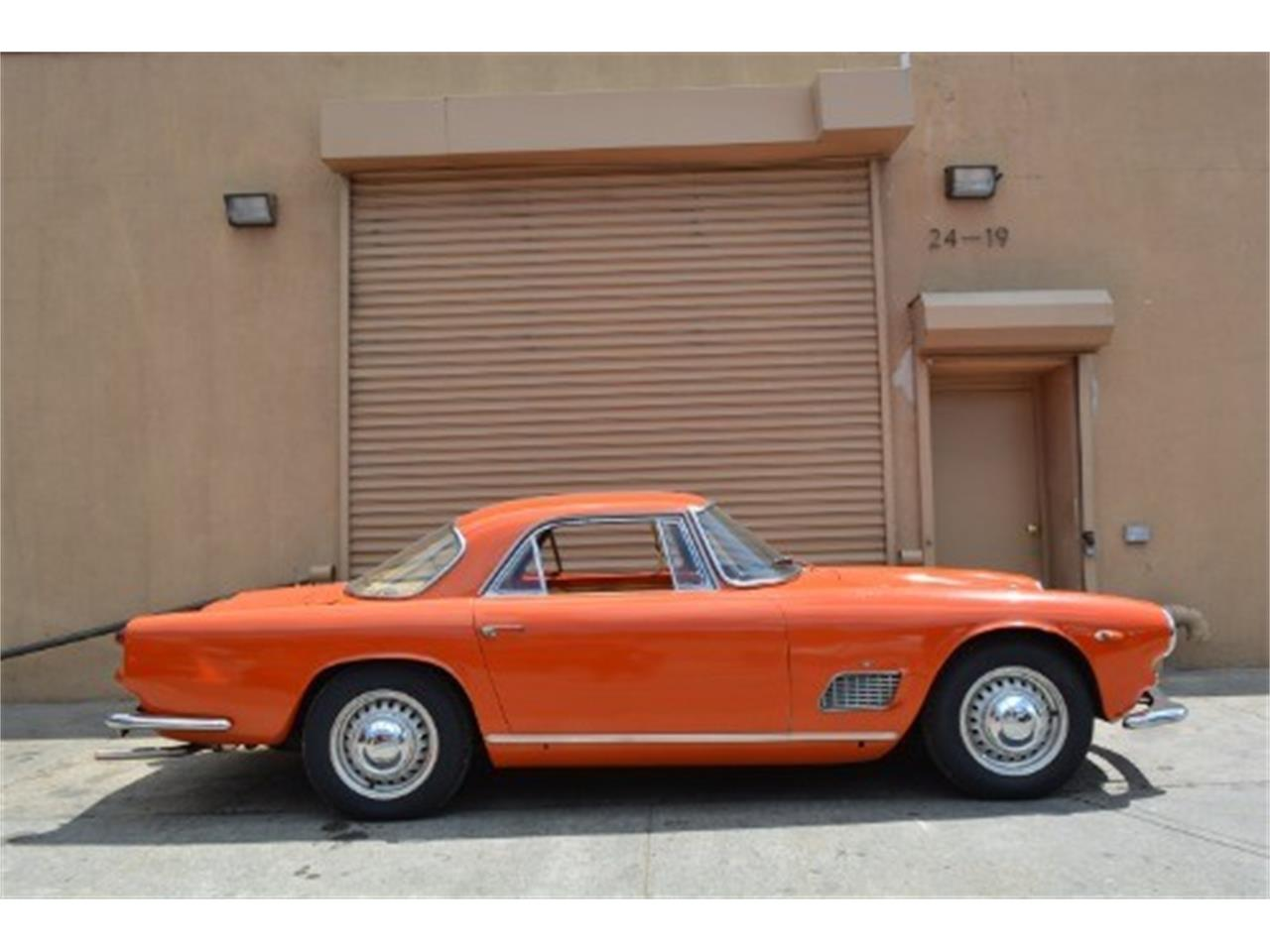 Large Picture of '63 Maserati 3500 located in New York - MKFN
