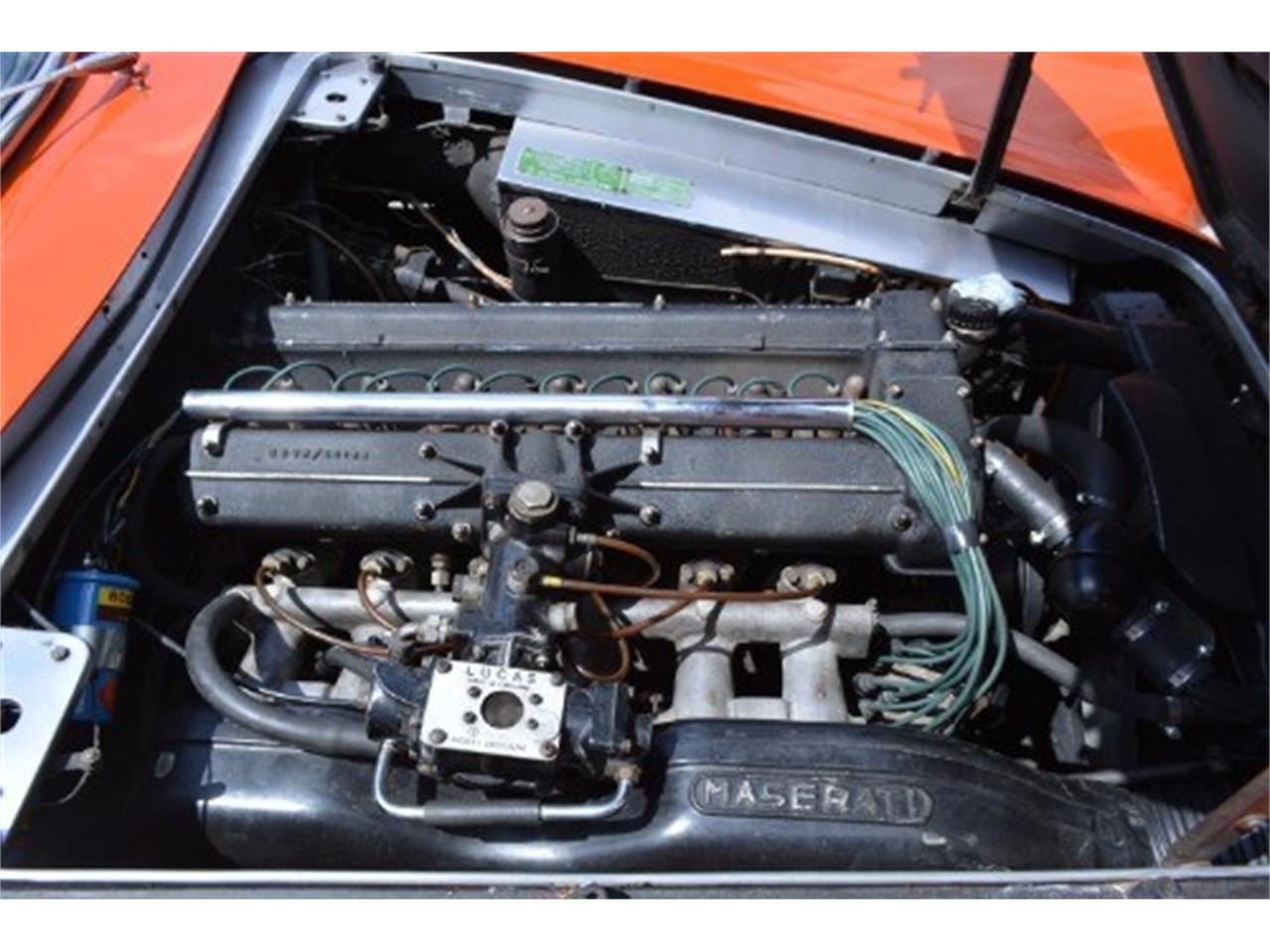 Large Picture of 1963 Maserati 3500 - $199,500.00 Offered by Gullwing Motor Cars - MKFN