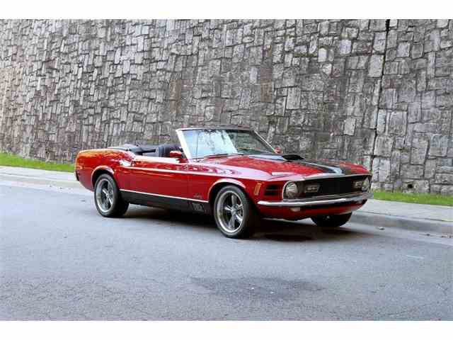 Picture of '70 Mustang - MIEV