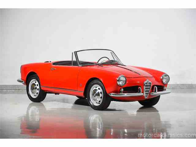 Picture of '62 Giulietta Spider - MKGU