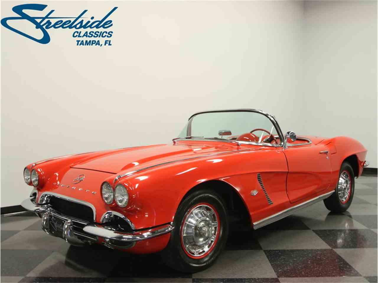 1962 Chevrolet Corvette for Sale | ClassicCars.com | CC-1052965