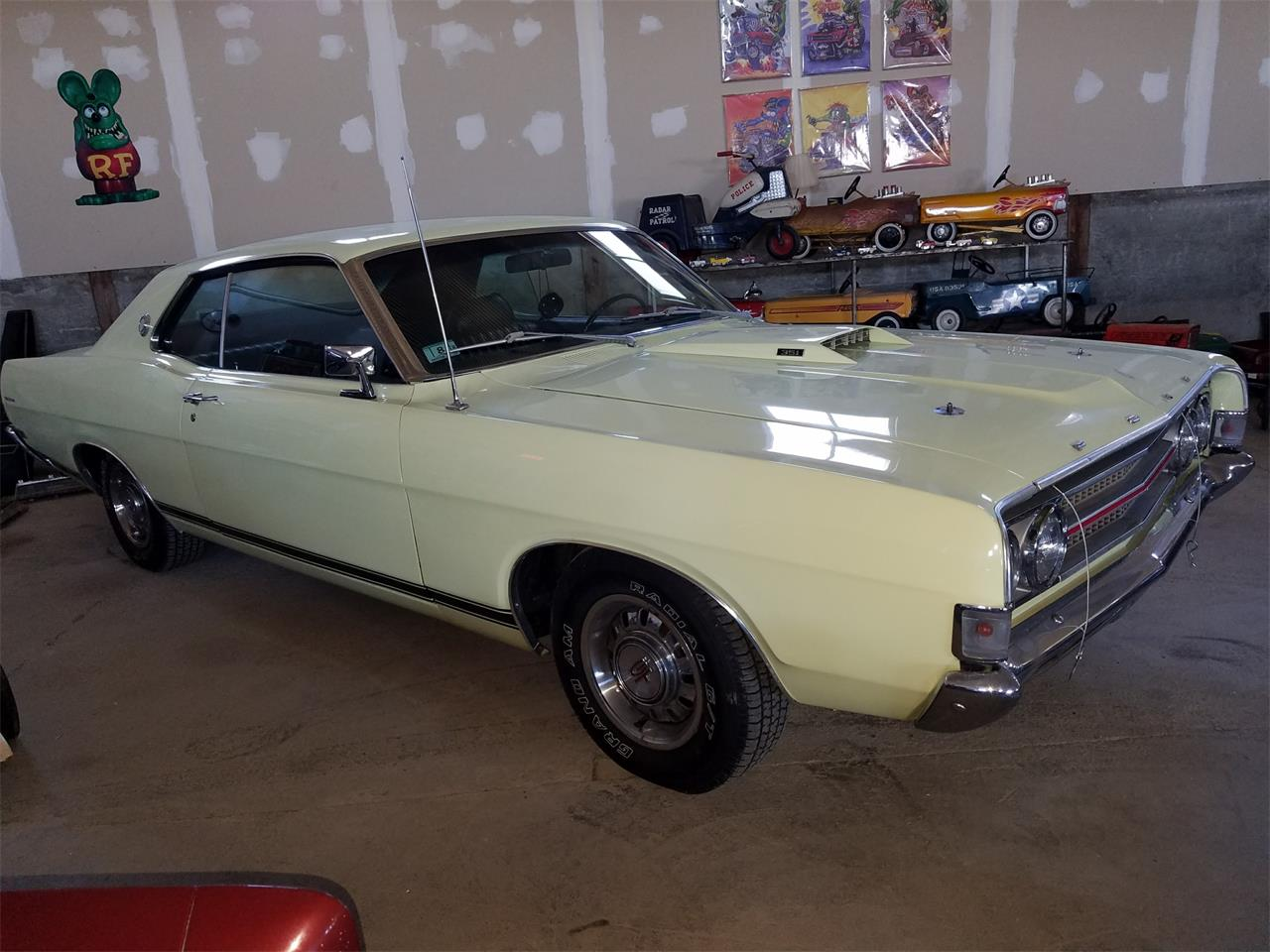 Large Picture of '69 Torino - MKI2