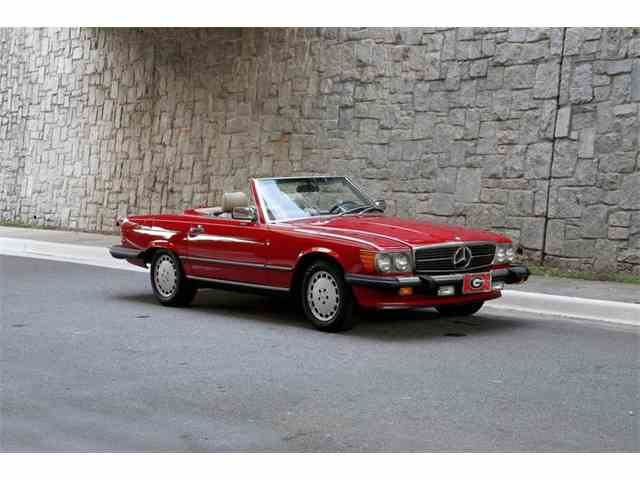 Picture of '87 560SL - MIF1