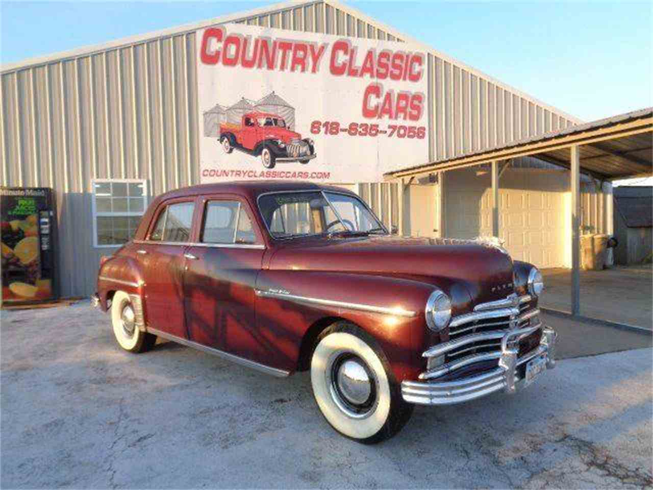 1949 Plymouth Deluxe for Sale | ClassicCars.com | CC-1053032