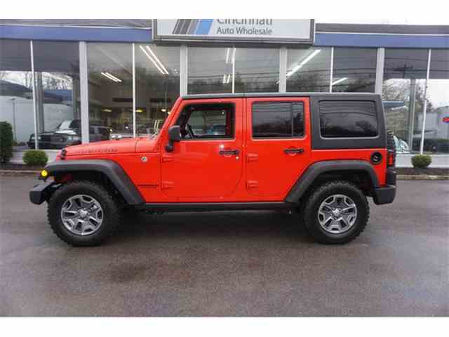 Picture of 2017 Wrangler - $35,900.00 Offered by Cincinnati Auto Wholesale - MKJ7