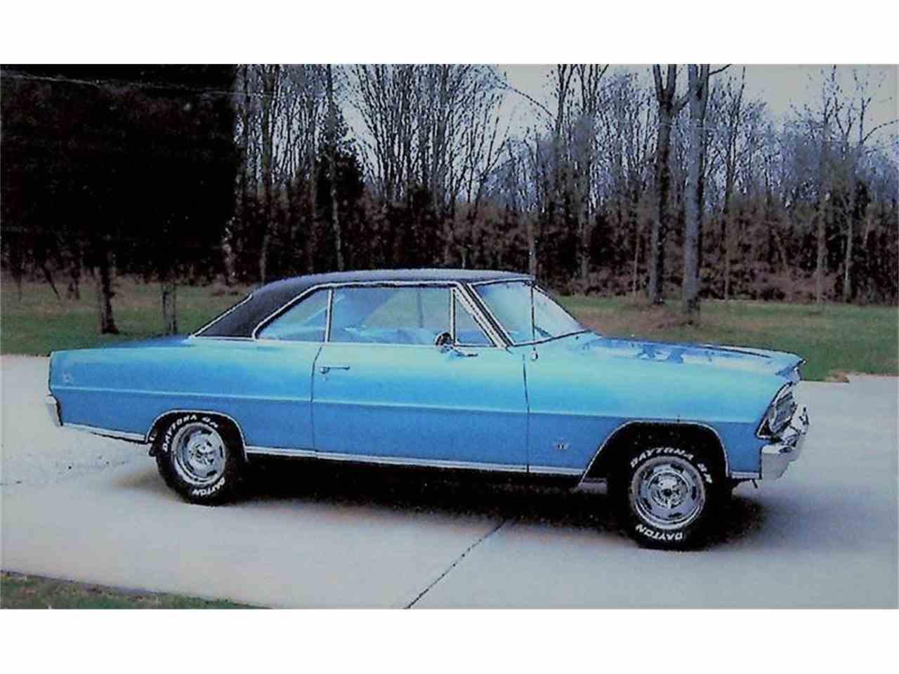 1967 Chevrolet Nova for Sale | ClassicCars.com | CC-1053074