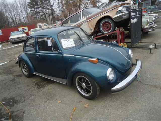 Picture of 1974 Volkswagen Beetle located in Jackson Michigan - $7,900.00 Offered by  - MKKI