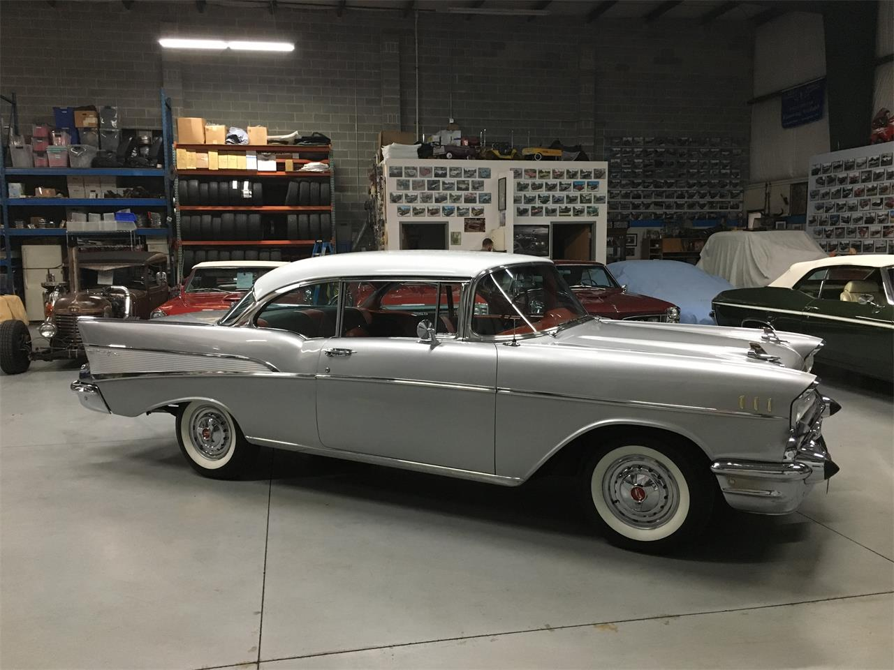 Large Picture of Classic '57 Chevrolet Bel Air Offered by BlueLine Classics - MKKZ