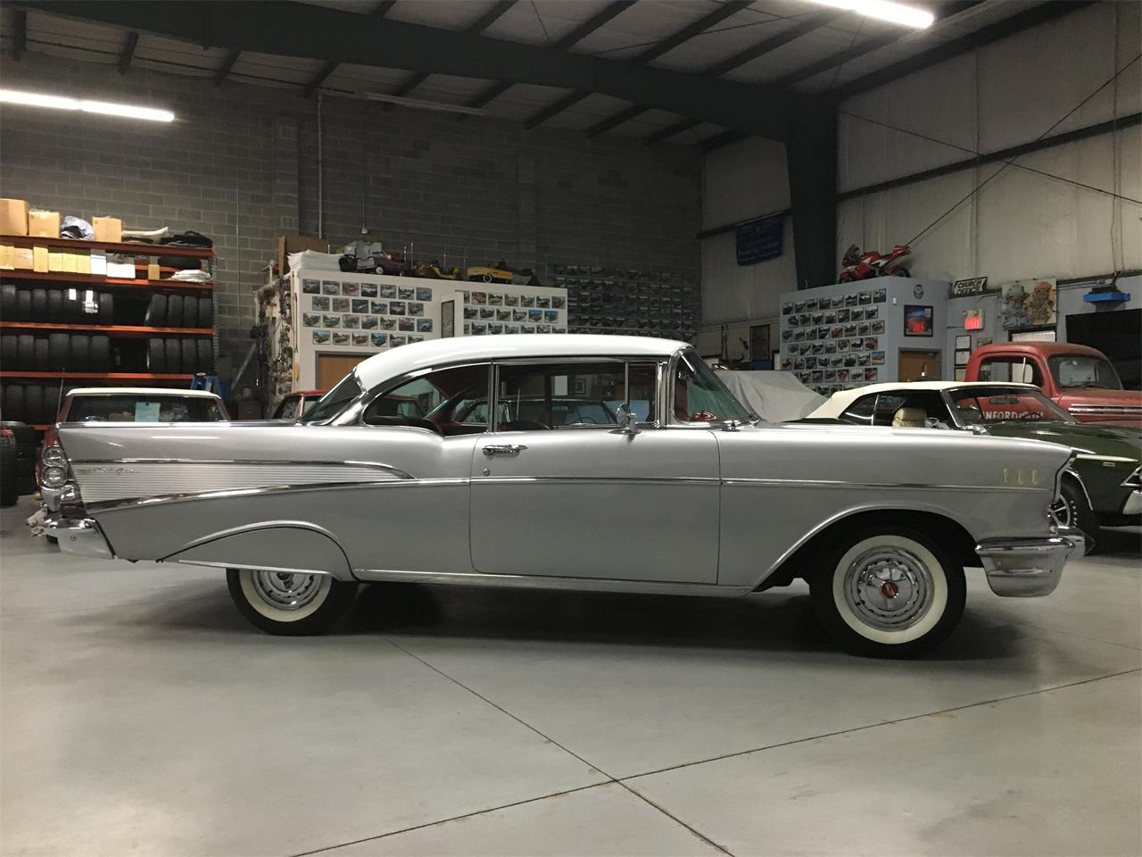 Large Picture of 1957 Bel Air located in Ohio - MKKZ